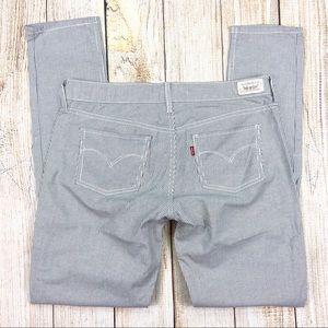 LEVI STRAUSS Slight Curve Modern Rise Skinny Jeans